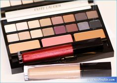 Estee Lauder Pure Color Envy Sculpting Eyeshadow Palette Review, Swatches, Photos