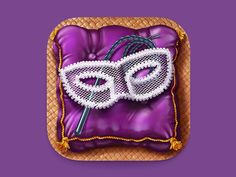 Dribbble - Mask Ios Icon by M18