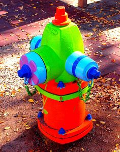 ˚Fire Hydrant in Arizona