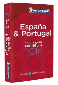 Guía Michelin 2016 de España y Portugal - http://www.conmuchagula.com/guia-michelin-2016-de-espana-y-portugal/?utm_source=PN&utm_medium=Pinterest+CMG&utm_campaign=SNAP%2Bfrom%2BCon+Mucha+Gula