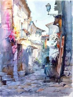 İgor sava watercolor