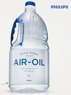 Case: Air-oil シンガポールで実施された家電メーカー・フィリップスのアンビエント広告をご紹介。  PRする商品は売れ筋商品の「エア・フライヤー」。日本でも販売されている油を使わずに揚
