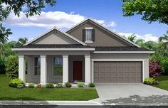 Neighborhood: Cypress Trails-- Builder: AV Homes --Model: The Anastasia -- Sq. Ft: 1,987– 3 Bed, 2.5 Bath, flex room,lake & wooded view-- Lot: 279-- Move-in Ready: Now-- Price: $288,990