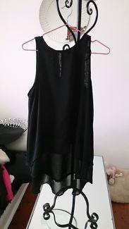 Black Bardot top | Tops & Blouses | Gumtree Australia Canterbury Area - Kingsgrove | 1129612079