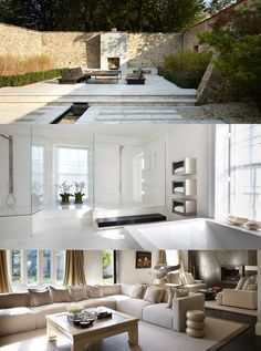 Private Residence Yorkshire by Fiona Barratt Interiors | Hutsly