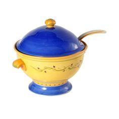 Pfaltzgraff® Pistoulet Soup Tureen with Ladle