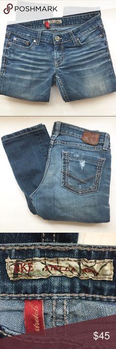 "BKE STELLA STRETCH JEANS GUC 31.5"" inseam. BKE Jeans Straight Leg"