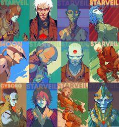 starveil_character_collection_no_1_by_davidrapozaart-d6lnxad.jpg (1880×2000)