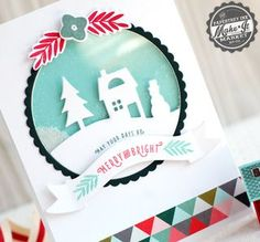 Paper, Scissors and Superheroes: Introducing the Make It Market: Tinsel & Tags kit...