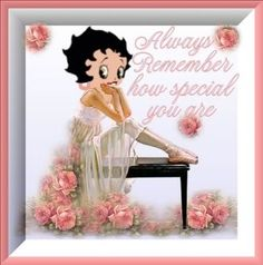you are special photo: betty boop This photo was uploaded by jbparks04