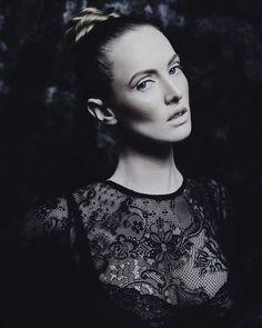 Hair: Hazel Newman Photography: Karen Ishiguro Makeup: Rebekah Banks Model: Carrie Morgan