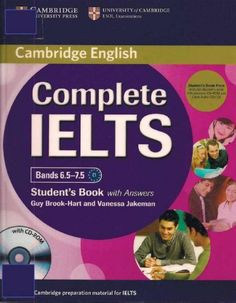 Complete IELTS Bands 6.5-7.5 (PDF + Audio + ISO)