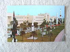 Patrick Air Force Base.  1960's