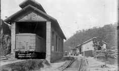 Estação Teodoro de Oliveira, Nova Friburgo/ Fotos das RFFSA