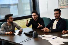 31/05/2016 Bolonia. Intervista di Quotidiano.net: http://www.quotidiano.net/il-volo-1.2212302 Photo gallery: http://www.quotidiano.net/foto/il-volo-1.2212929 (FotoSchicchi)