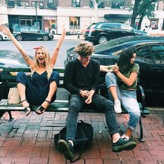 """How excited are you about L.A?"" Marlene clearly was really excited. Remus was quite thrilled. Hes just didn't care. Taken by Frank."