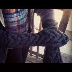 Bella's twilight inspired mittens by mitchellheart on Etsy, $15.00