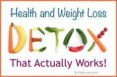 Learn how to detox this New Year to help fulfill your resolutions of weight loss and improved health. Quick solutions don't work--slow and steady methods do!