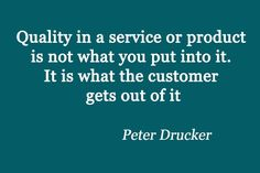 Inspirational Quotes About Customer Service Quotes from some of the most successful
