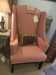 Beautiful Custom Upholstered Furniture and fabrics available a The Red Brick Cottage in Radcliff, KY. 270-351-1224