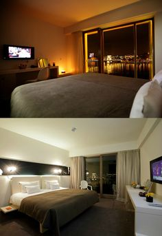 In a privileged location in Budapest, at the foot of the castle and right on the Danube, you can stay in the multi-award winning design hotel Lánchéd 19 Budapest, Buda Castle, Design Hotel, Contemporary, Modern, Architecture, Bed, Furniture, Home Decor