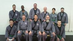 Washington Sinmoo Hapkido belt test - Spring 2013