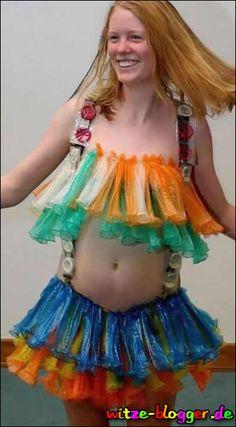 condoms as decorations :)