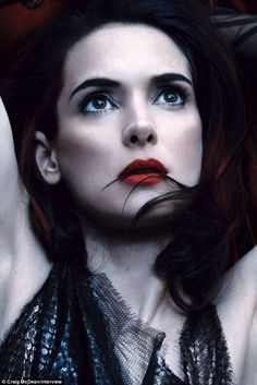 Not a beauty? Winona Ryder reveals to Interview magazine that she wasnt pretty enough in her younger years