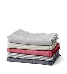 Fog Linen Blankets, Father Rabbit
