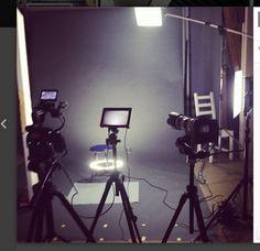 Multi cam interview setup