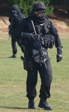 Armed Offenders Squad (AOS) - New Zealand Police