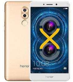 Honor 6X with 1080p display, 4GB RAM, dual rear cameras announced