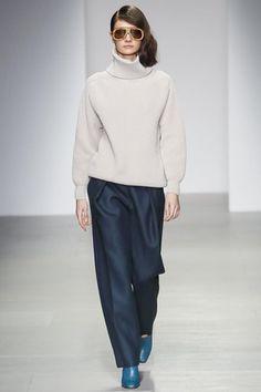 Lucas Nascimento Ready To Wear Fall Winter 2014 London - NOWFASHION