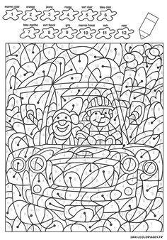 ausmalbild malen nach zahlen: ostereier ausmalen kostenlos ausdrucken | basteln mit papier