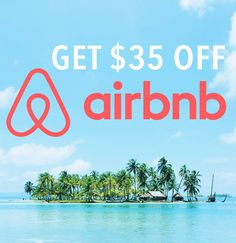 $35 Airbnb discount code coupon