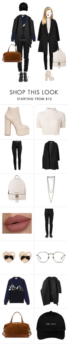 """Untitled #347"" by xxeucliffexx ❤ liked on Polyvore featuring Laurence Dacade, Rachel Comey, Les Prairies de Paris, MICHAEL Michael Kors, Comptoir Des Cotonniers, County Of Milan, Tarina Tarantino, Linda Farrow, Lacoste and A Détacher"