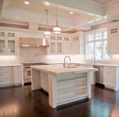 Projeto Nossa Casa I+A Cozinha gourmet clean