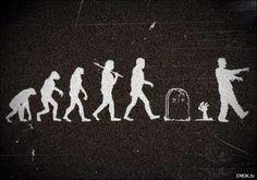 Evolution of Dead - The Walking Dead