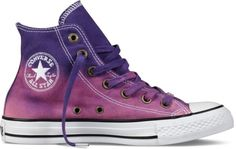 Tye-Dye Converse! Click the picture to get the instructions!
