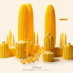 Corn City 田中達也