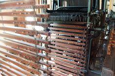 Computer weaving of