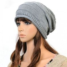 Women Knitted Woolen Stripe Beanie Hat Casual Foldable Warm Head Cap. Description:  Material:  Wool Color:  Beige,  Black,  Coffee,  Gray,  Red Style:  Casual Pattern:  Stripe Season:  Spring,  Autumn,  Winter Weight:  100g Detail In Size:  One Size Hat Around:  54cm-58cm(21.1'-22.6') Package Included: 1* Hat  Beige Gray Black Coffee Red Disclaimer :  About Size: Size may be 2cm/1 inch inaccuracy due to hand measure.These measurements are meant as a guide to help you select the correct size…