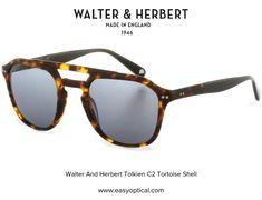 Walter and Herbert Tolkien Tortoise Shell Sunglasses, Tolkien, Shells, Conch Shells, Seashells, Sea Shells, Snail, Clam Shells, Shell