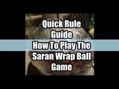 The 'Saran Wrap Ball' Christmas Party Game Is A Must! AwesomeJelly.com
