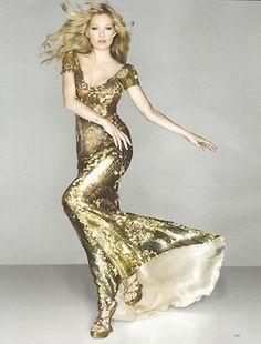 gold sequin maxi dress
