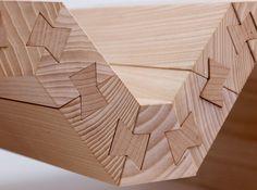 France Scocitterio Designer / Dovetail joint
