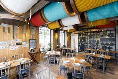Villa De Bear Restaurant by party/space/design, Bangkok – Thailand » Retail Design Blog