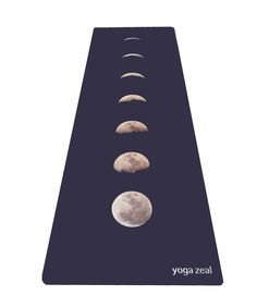 **Note: Please purchase this item on Amazon since shipping will be delayed** Blue Lunar Mat Hot Yoga Mat. High quality, non-slip, combo mat/towel designed to grip the more you sweat on your mat! Two P