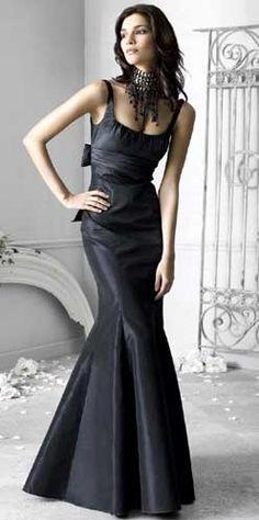"""Это шикарное платье создано для настоящих красавиц! И именно поэтому такое платье должно быть в вашем гардеробе на случай """"Большого выхода""""! И сшить это платье не так сложно, как может показаться на первый взгляд. Смело..."""
