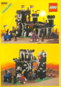 6085-1: Black Monarch's Castle | Brickset: LEGO set guide and database